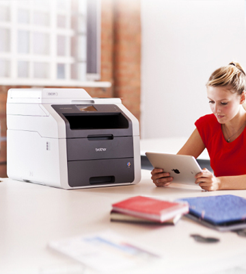 Review of Brother DCP-9020CDW Multifunction Colour Laser Wireless Printer