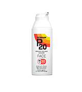 Keyline Brands P20 Riemann SPF30 Face Sun Cream