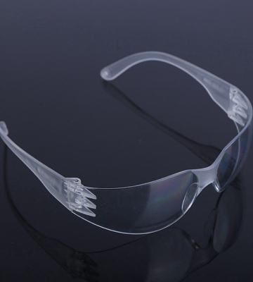 Review of 3M Virtua Clear Lens 71500-00001 Safety Glasses