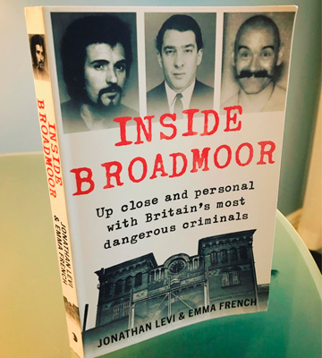 Review of Jonathan Levi Inside Broadmoor: The Sunday Times Bestseller