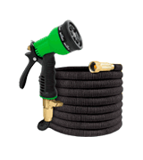 FlexiHose Upgraded 50 FT Expandable Garden Hose