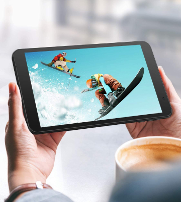 Review of VANKYO MatrixPad S8 8 Inch Android Tablet