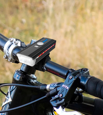 Review of Pantala Trail 400 LM LED Bicycle Light Set