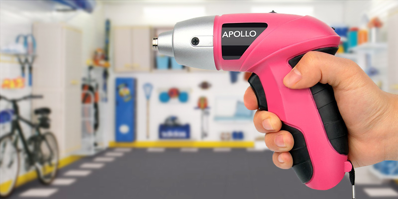 Apollo Pink 4.8V application