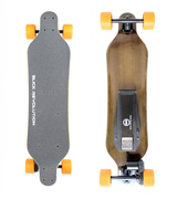 SLICK Max-Eboard Electric Longboard