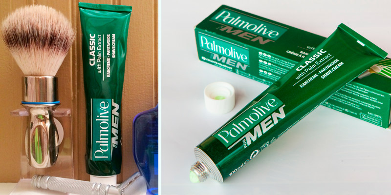 Review of Palmolive Classic Shaving Cream