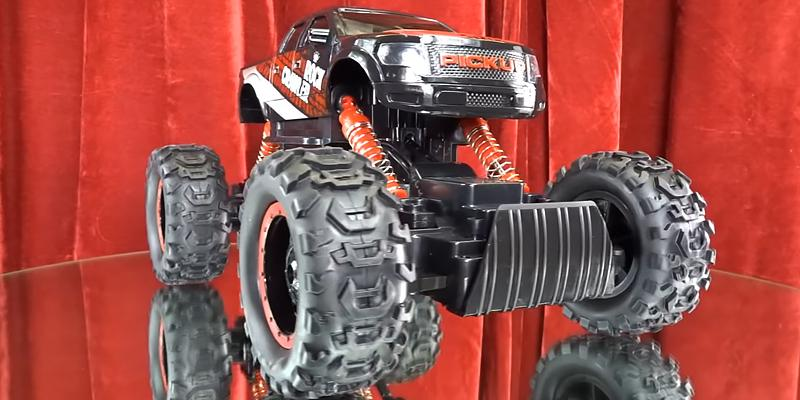 Review of Think Gizmos Rock Crawler