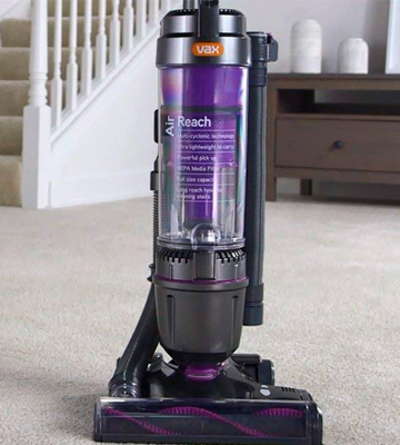Review of Vax U90-MA-Re Upright Vacuum Cleaner