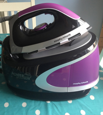 Review of Morphy Richards 42223 Power Steam Elite Steam Generator