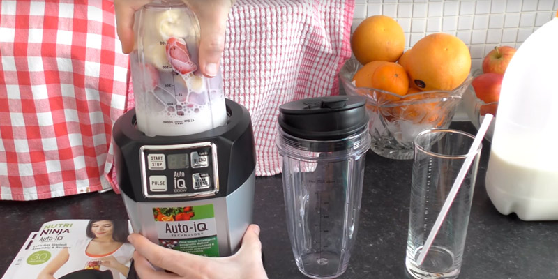 Review of Ninja BL480UK 1000W Blender