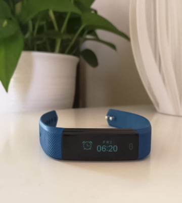 Review of LETSCOM ID115HR Fitness Tracker Watch with Heart Rate Monitor