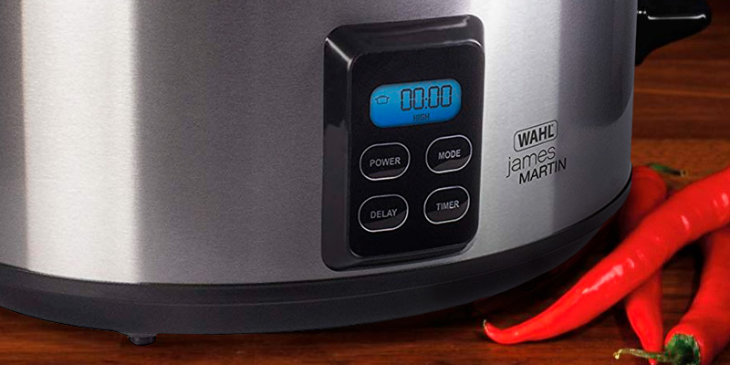 Wahl James Martin LEUKKALG12942 Slow Cooker in the use