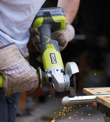 Review of Ryobi R18AG-0 ONE+ Angle Grinder