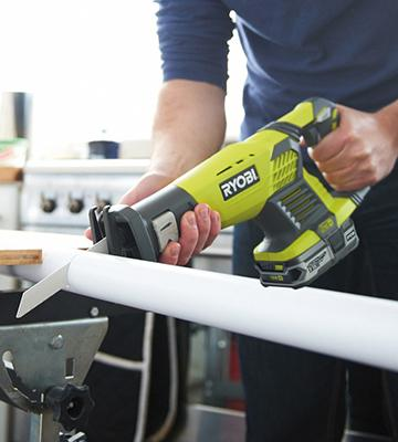 Review of Ryobi RRS1801M Reciprocating saw