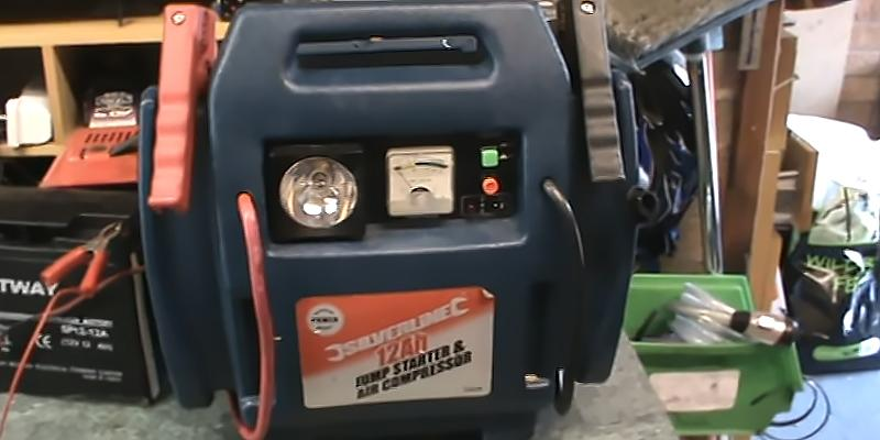 Review of Silverline 234578 Silverstorm Jump Starter and Air Compressor