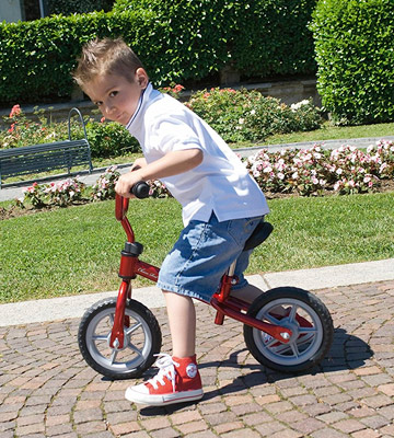 Review of Chicco Red Bullet Balance Bike