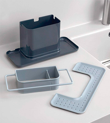 Review of Joseph Joseph 85070 Metal, Plastic Caddy Sink Area Organiser