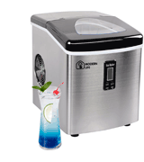 Modern Life AP0055-57 Compact Ice Maker Machine