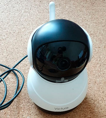 Review of Victure PC530 1080P WiFi IP Camera