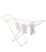 Home Discount Winged Folding Clothes Airer 18 Metre Drying Space