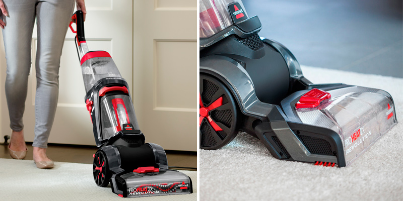 Review of Bissell 18583 Upright Carpet Cleaner