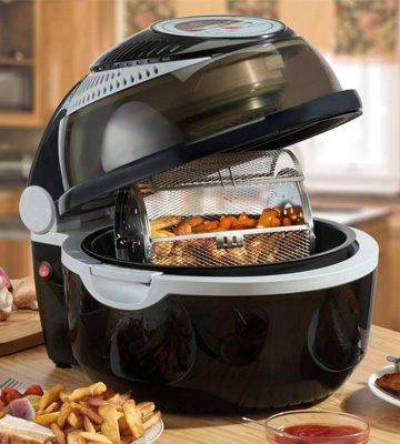 Review of Cooks Professional G0211 Halogen Oven with Rotisserie