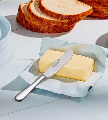 Review of KitchenCraft Masterclass Butter Knife