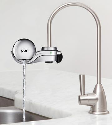 Review of PUR 3-Stage Faucet Water Filter