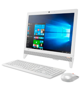 Lenovo V410z 21.5-Inch All-in-One PC (i5-7400T, 4GB RAM, 500GB HDD)