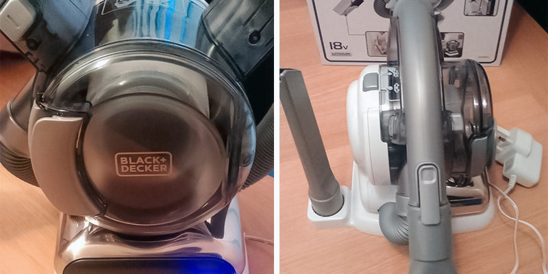 Detailed review of Black & Decker Lithium Flexi Vacuum