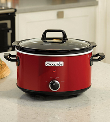 Review of Crock-Pot SCV400RD-060 Slow Cooker, 3.5L, Red