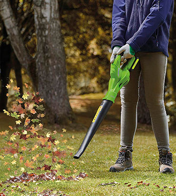Review of Garden Gear G1166 Cordless Leaf Blower