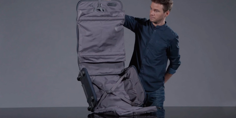 Review of Samsonite Spark SNG Spinner Hand Luggage