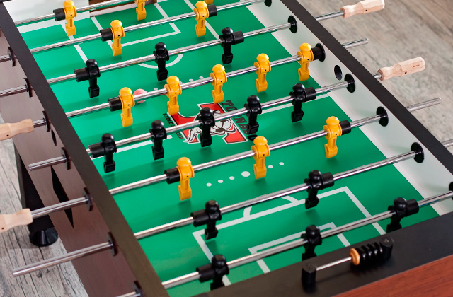 Best Foosball Tables for Your Fun