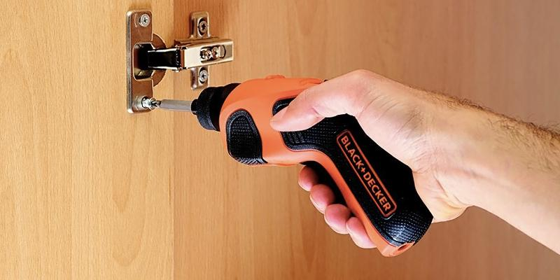 Review of BLACK+DECKER CS3651LC Electric Screwdriver