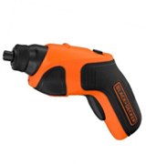 BLACK + DECKER CS3651LC-GB Easy Access Screwdriver