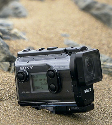 Review of Sony HDRAS50/B Full HD Action Cam