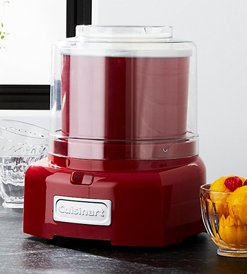 Review of Cuisinart 21R Frozen yoghurt, Ice Cream, Sorbet Maker