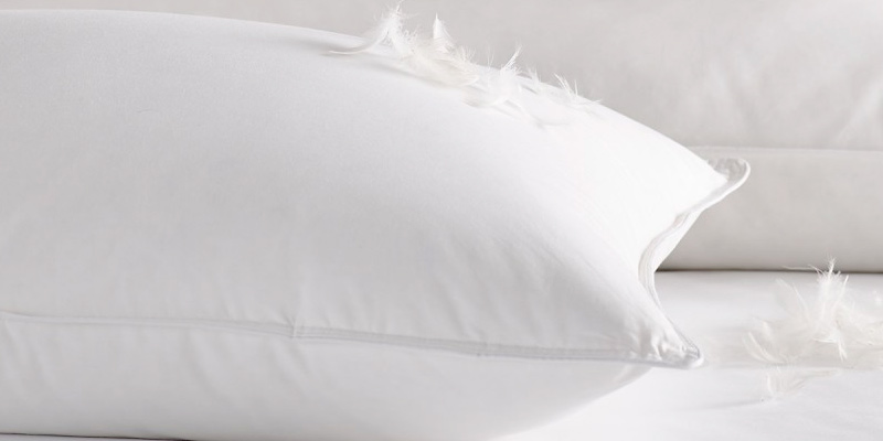 Review of Linens Limited Hypoallergenic White Duck Feather Pillows