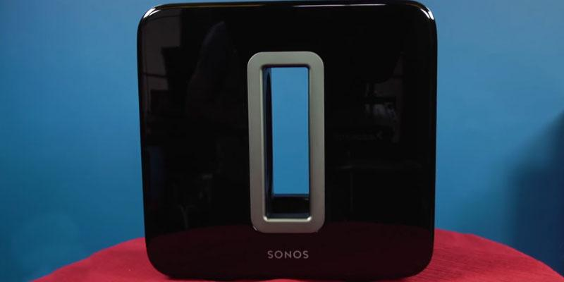 Review of Sonos SUB Powered Subwoofer