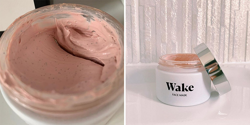 Review of Wake Skincare Anti Acne Treatment Face Mask