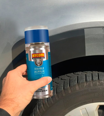Review of Hycote HYCXDFD726 Touch Up Spray Paint