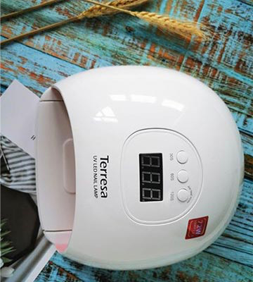 Review of Terresa UV LED 72 Watt Fast Nail Dryer