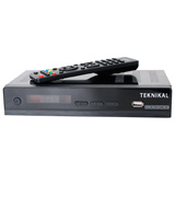 Teknikal HD DVB-T2 SCART/HDMI Set Top Box