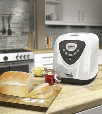 Review of Morphy Richards 48281 Bread maker