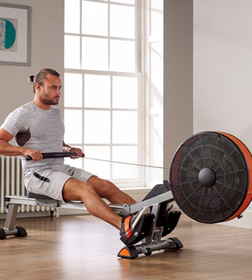 Review of V-Fit Tornado Air Rower