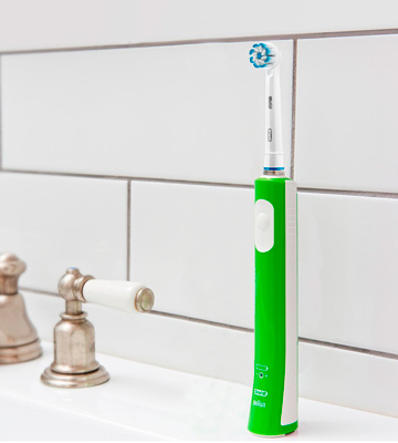 Review of Oral-B Junior Kids Rotating Toothbrush Rechargeable