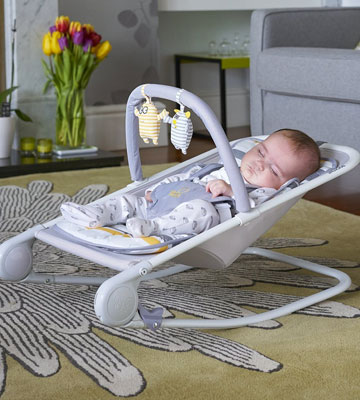 Review of Bababing BB50-001 3 Position Baby Rocker