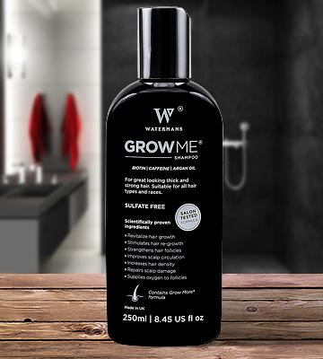 Review of Watermans Hair Growth Shampoo