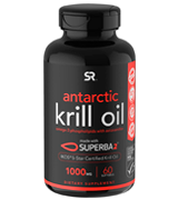 Sports Research 1000Mg Antarctic Krill Oil with Omega-3